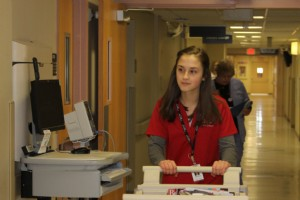 Uniontown Hospital Volunteers