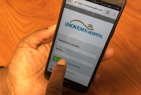 Patient Portal   Uniontown Hospital